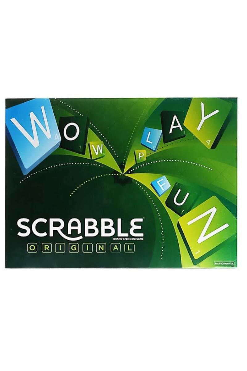 Mattel Scrabble Original İngilizce