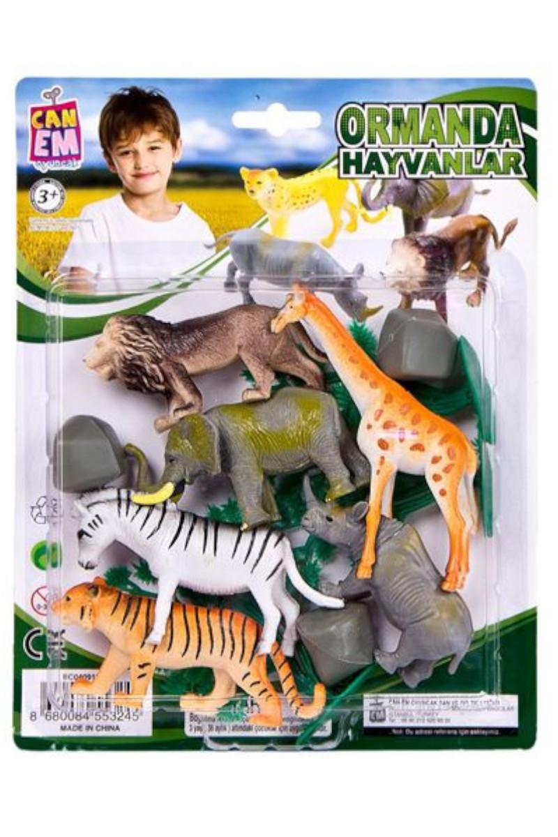 Canem Kartelalı Vahşi Hayvanlar