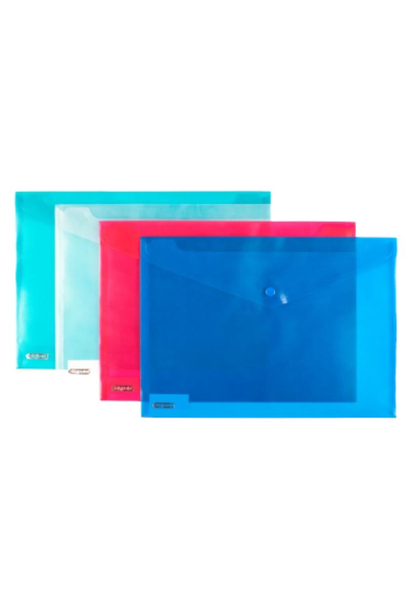 Vtk Çıtçıtlı Dosya A3 Renkli Şeffaf Vtk-2389