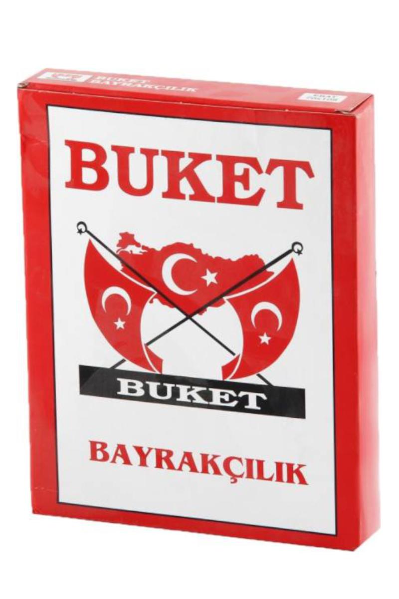 Buket Türk Bayrağı 40x60cm