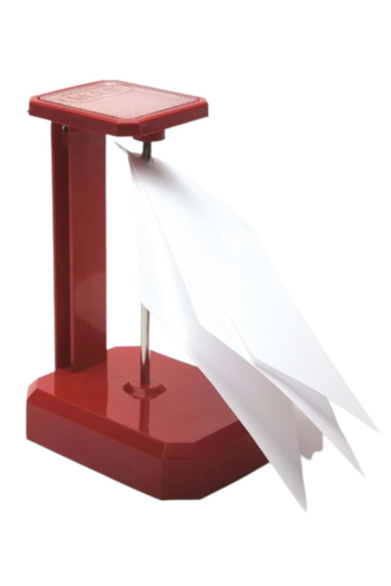 Mas Not Kağıt Tutucu Kırmızı