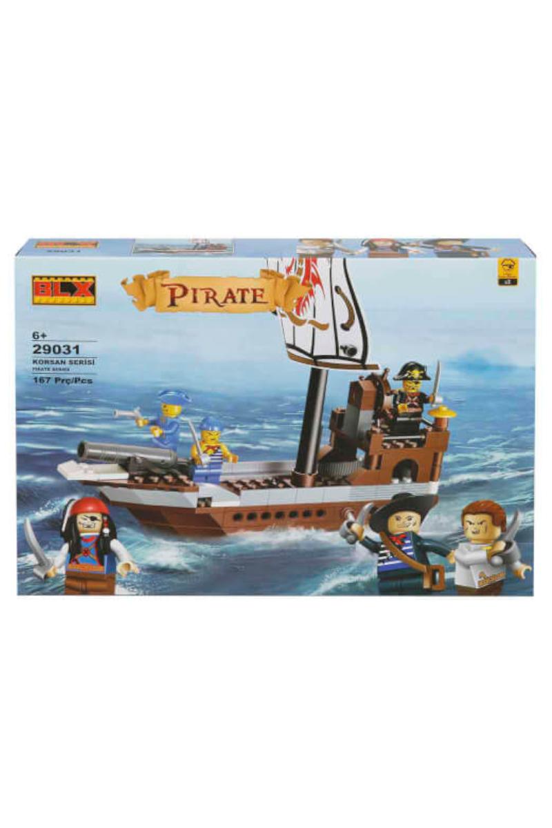 Korsan Gemisi 167 Pcs