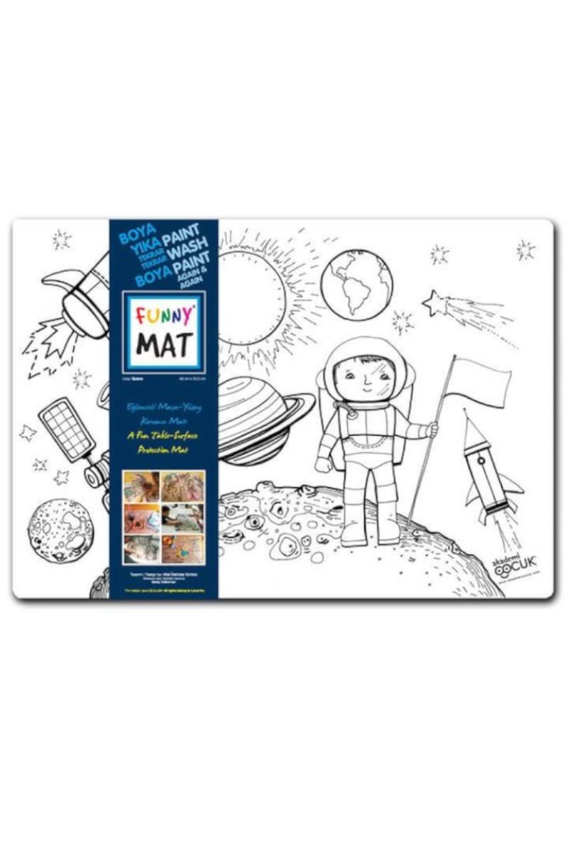 Funny Mat-Uzay