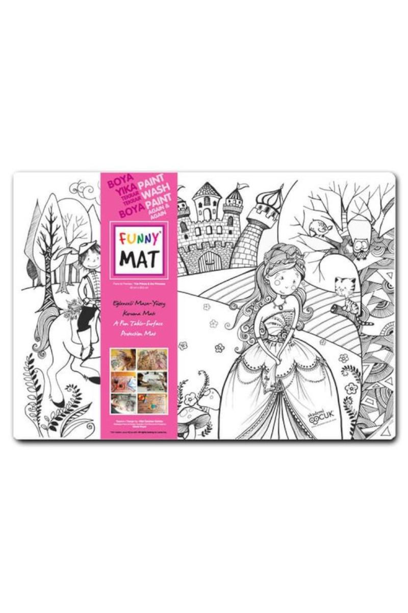 Funny Mat-Prens İle Prenses