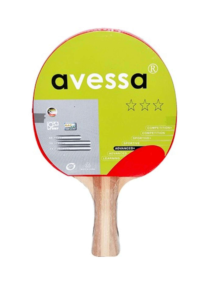 Avessa 3 Yıldız Masa Tenis Raketi Rak300