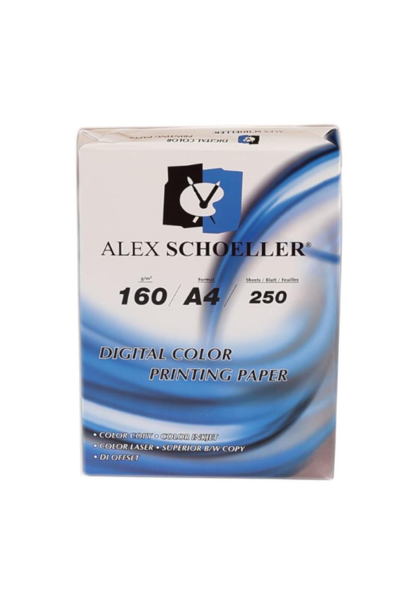 Alex Schoeller Fotokopi Kağıdı A4 160 Gr 250
