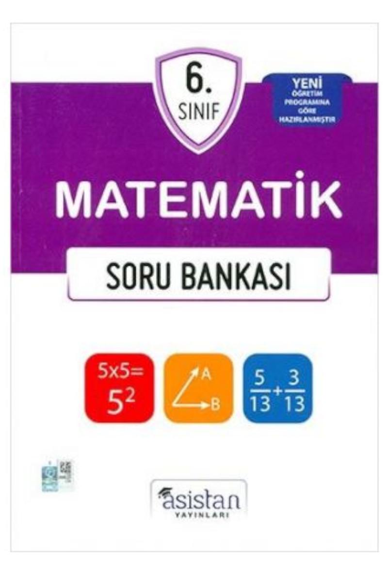 Asistan Yayınları 6. Sınıf Matematik Soru Bankası