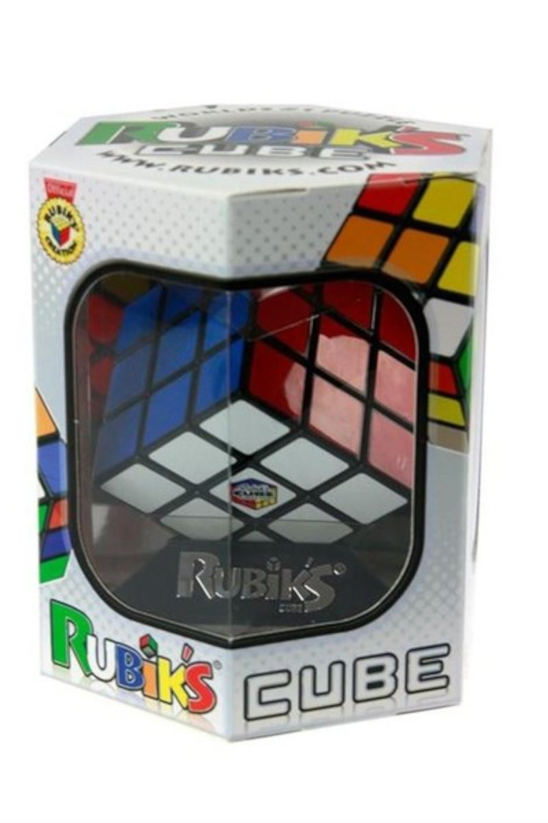 Rubiks 3x3 Küp New