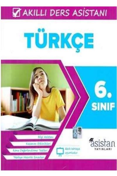Asistan 6 Türkçe Akıllı Ders Asistanı...