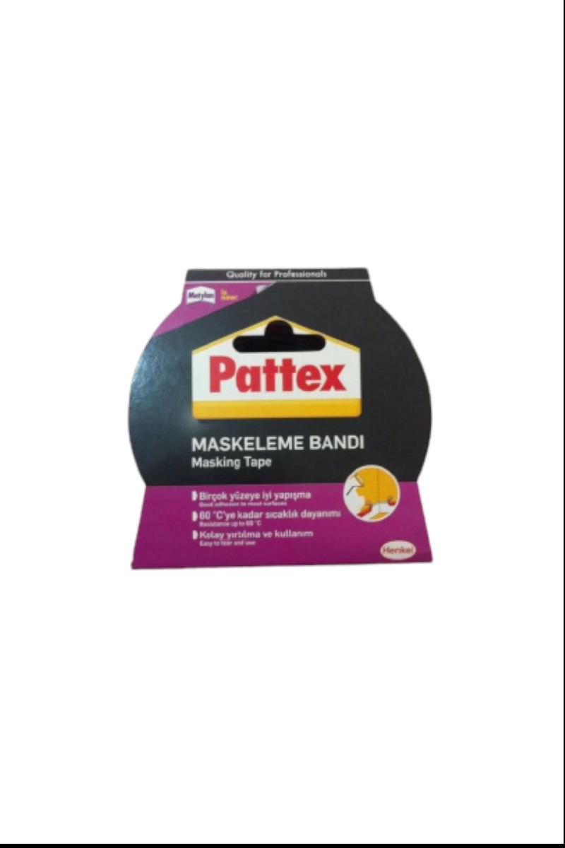 Pattex Maskeleme Bandı Beyaz 19mm x 50m