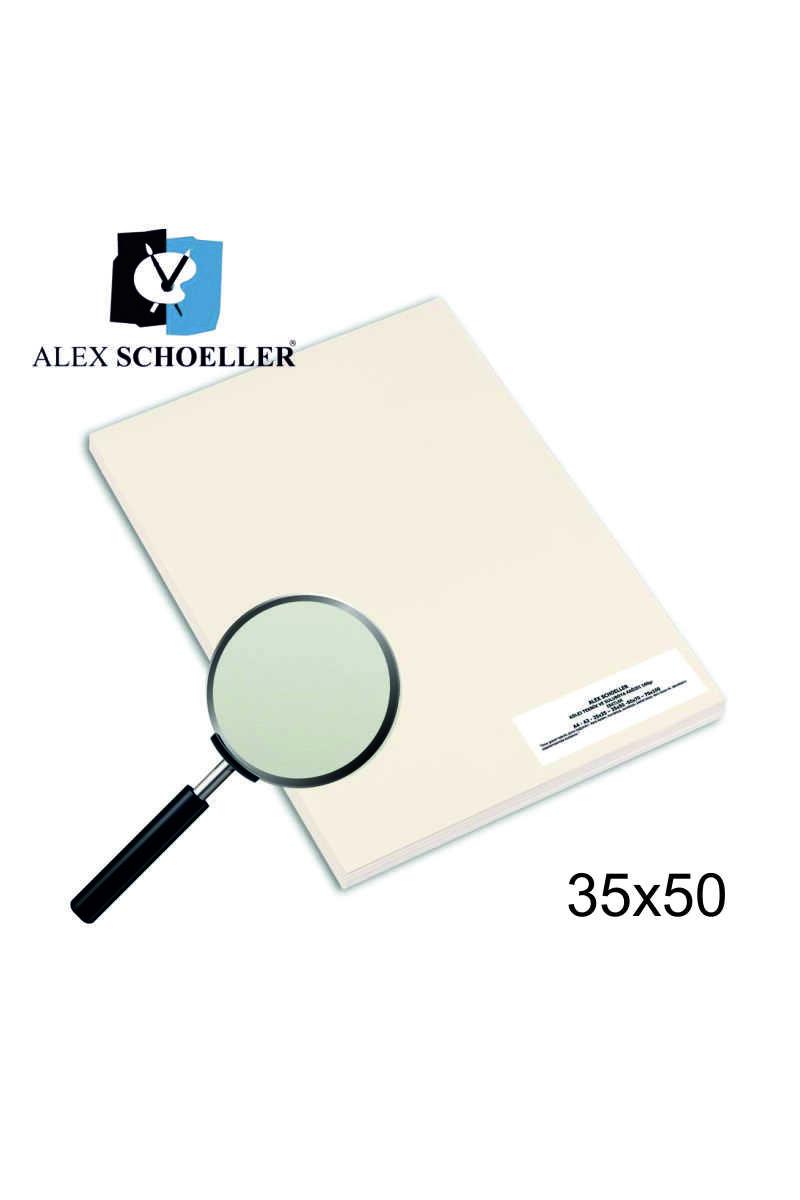 Alex.Sch.Kolej Sulu Boya Kağıdı 35x50 160gr.100lü