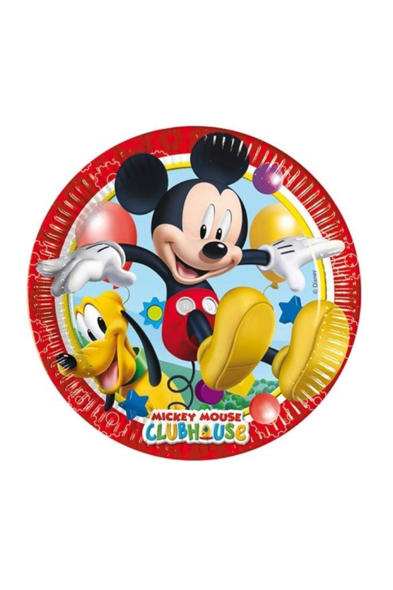 Playful Mickey Karton Tabak