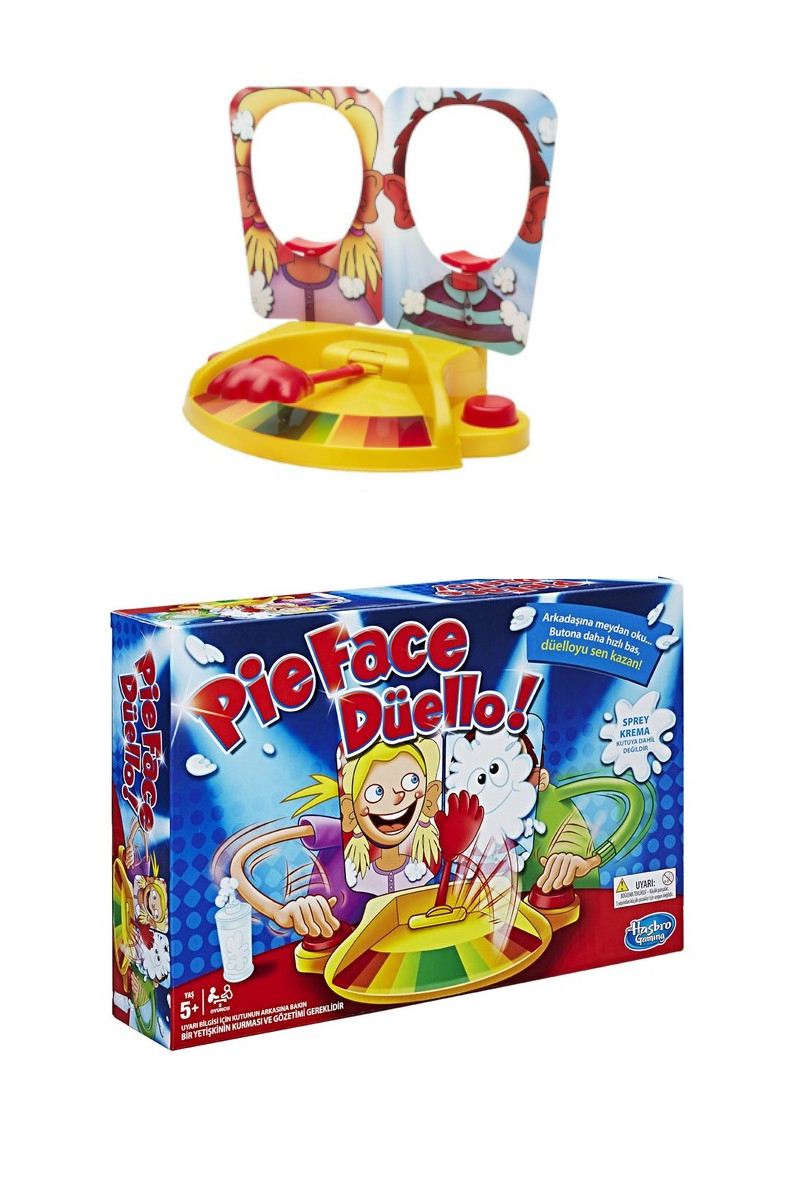 Hasbro Pıe Fıce Duello
