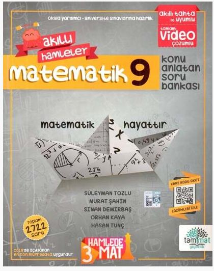9. Sınıf Matematik Soru Bankası