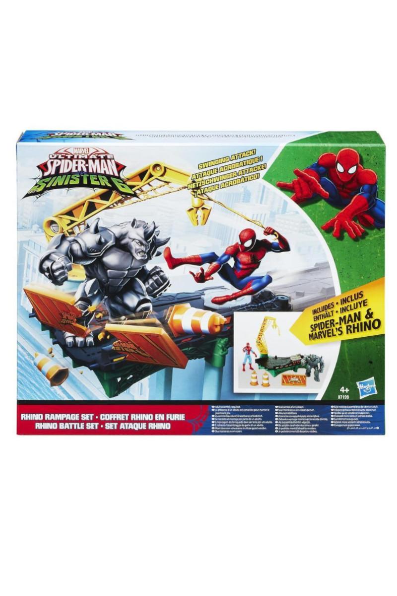 Hasbro Spırderman Web Cıty Oyun Seti