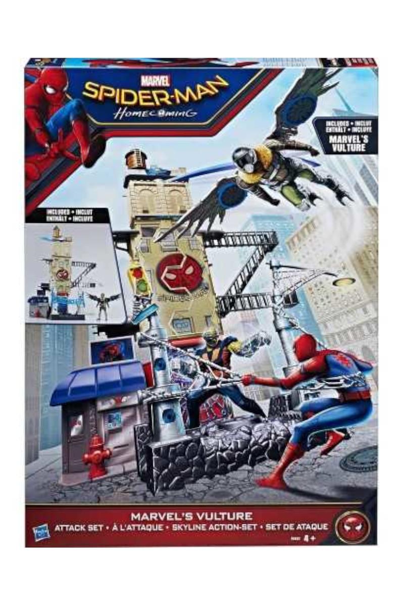 Hasbro Spiderman Film Oyun Seti