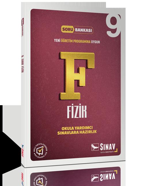 Sınav 9. Sınıf Fizik Soru Bankası Sınav Yayınları
