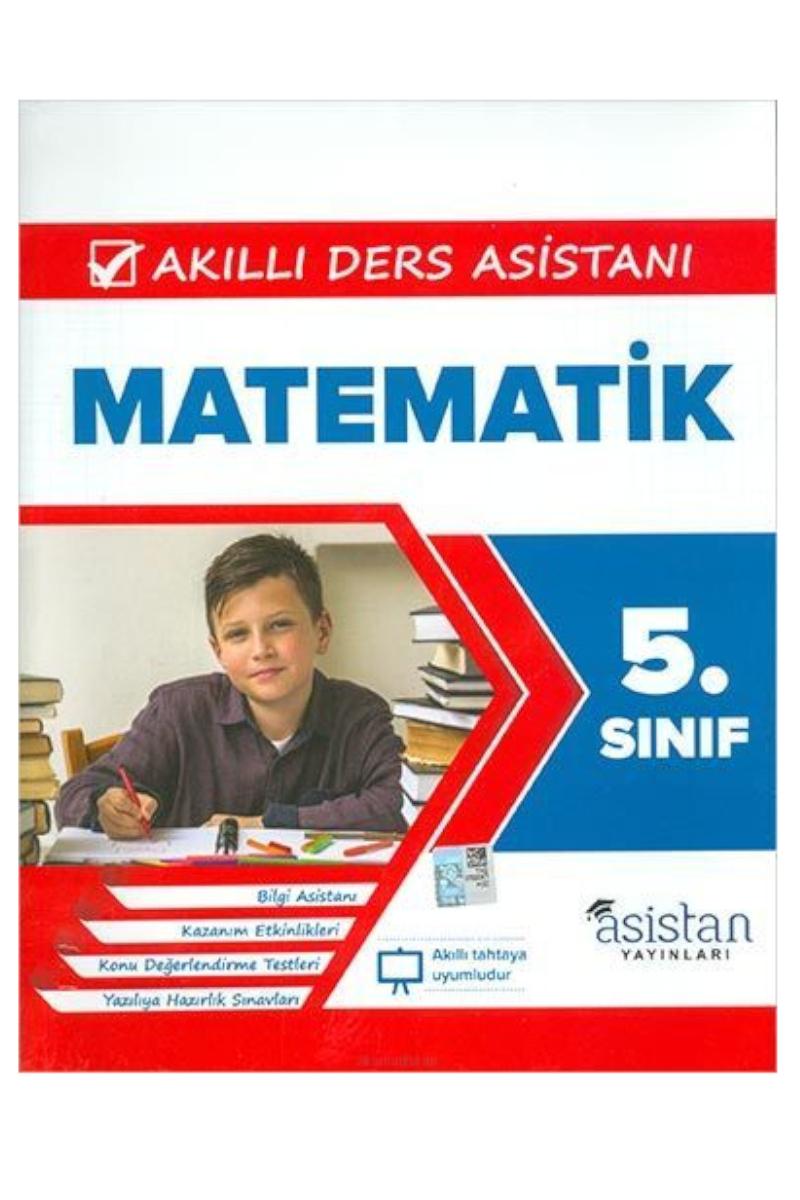Asistan 5. Sınıf Matematik Akıllı Ders Asistanı