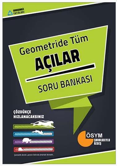 Sıradışıanaliz Yayınları Geometri de Açılar Soru Bankası