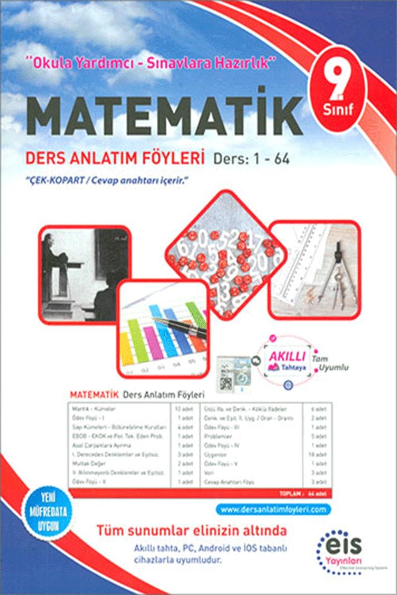 Eis 9.Sınıf Matematik Daf  1-64