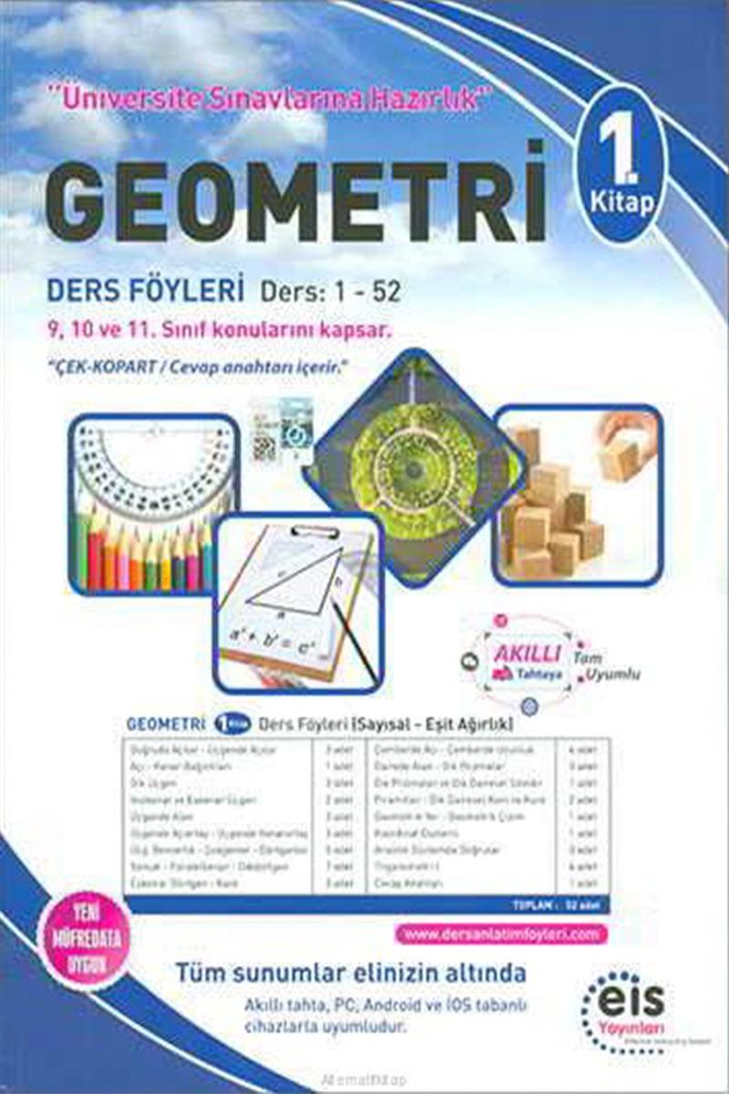 Eis Geometri 1.Kitap Ders Föyleri 1-52