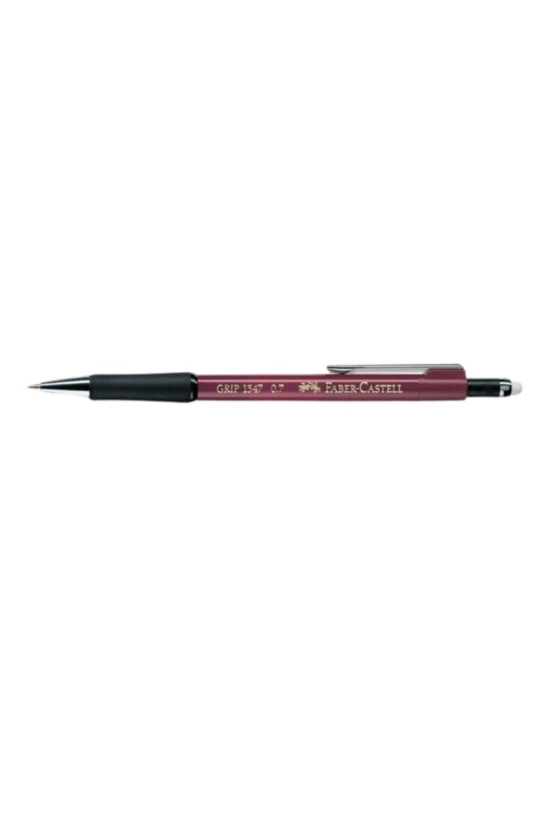 Faber Castell Versatıl Kalem Grıp 1347 0,7 Mm Kırmızı