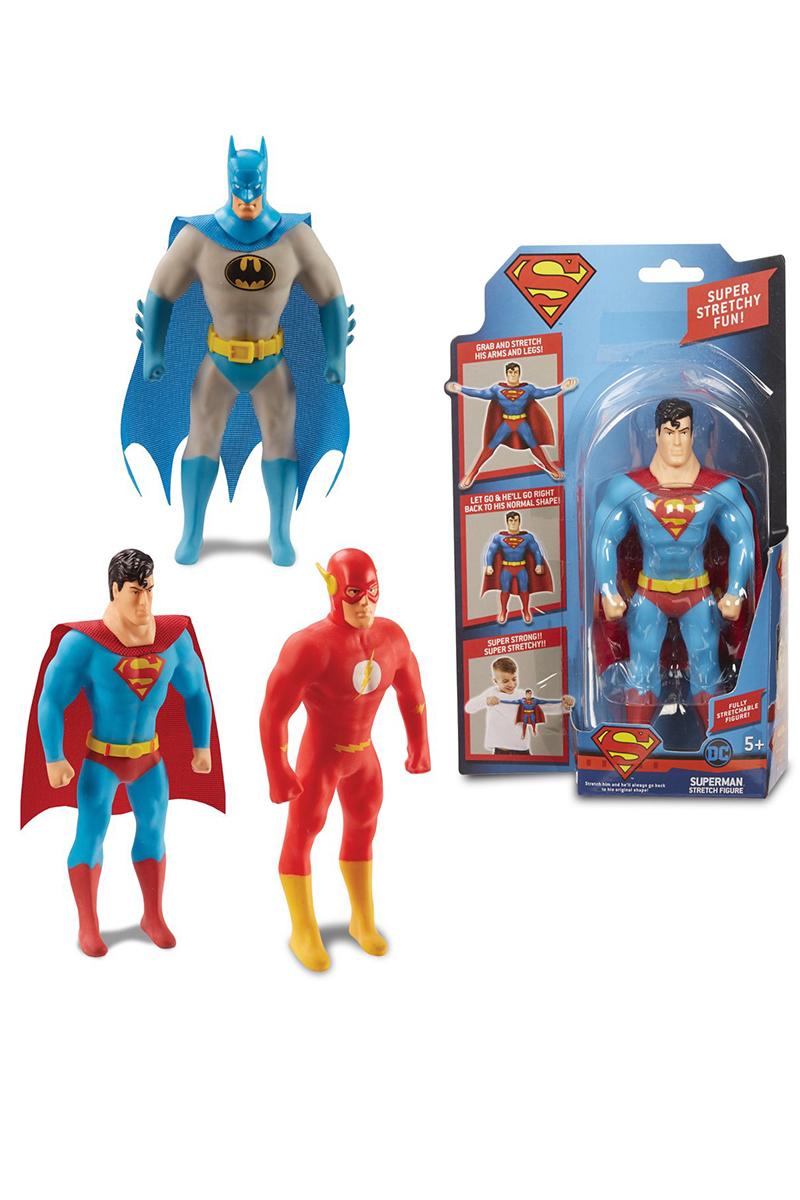 Stretch Armstrong-Figür Batman/Süperman/Flash 15Cm. TRJ0100(6614)