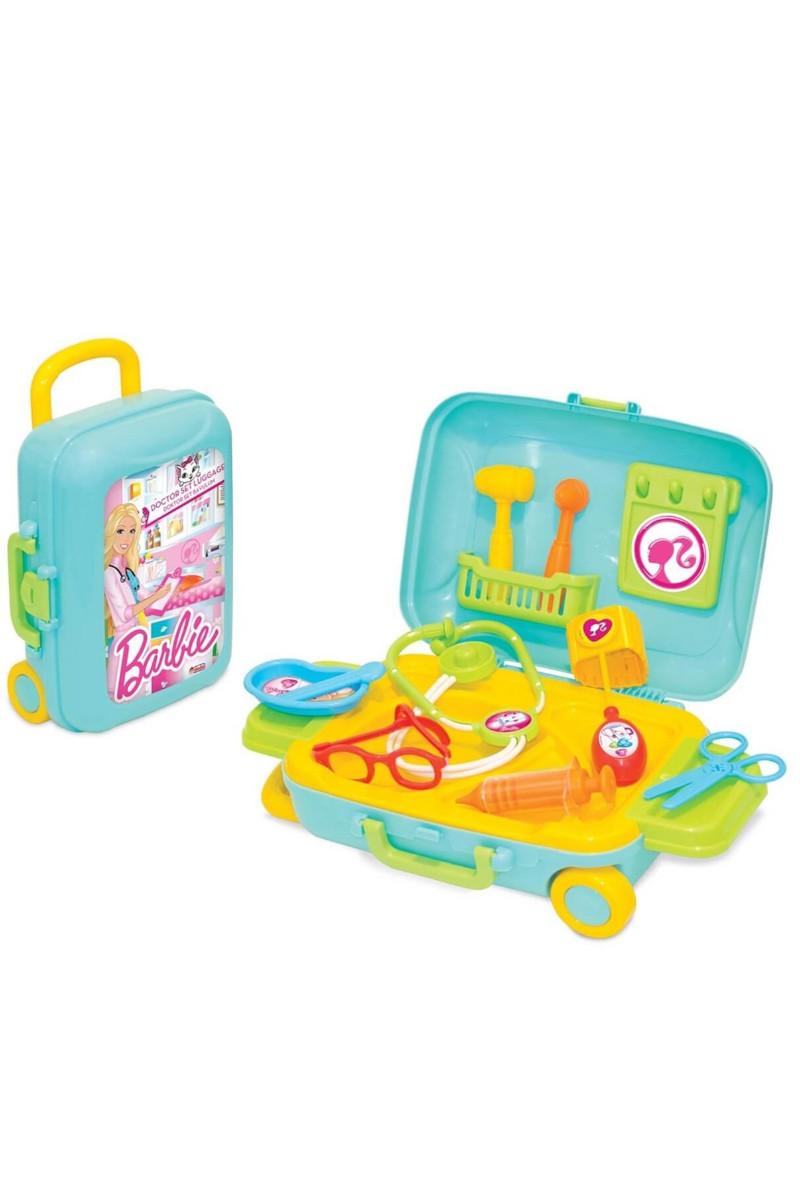 Bavulum Barbie Doktor Seti