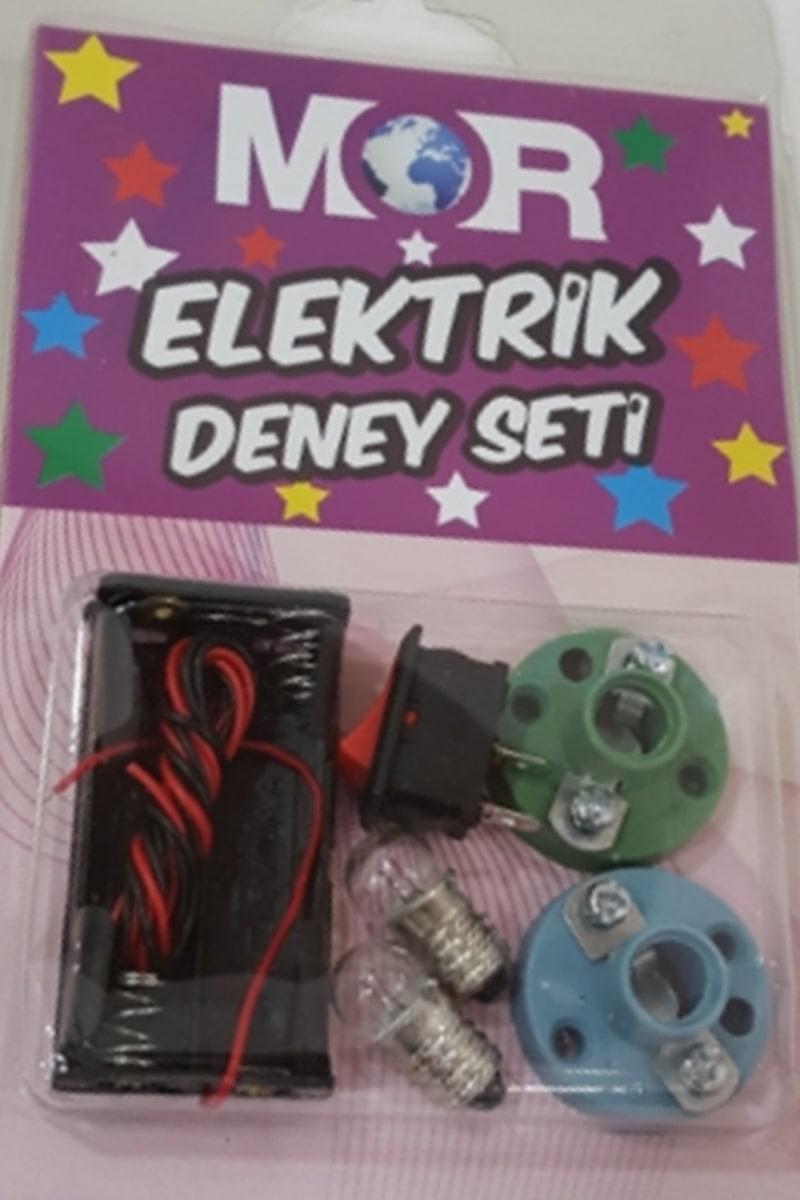 Mor Paralel Elektrik Deney Seti