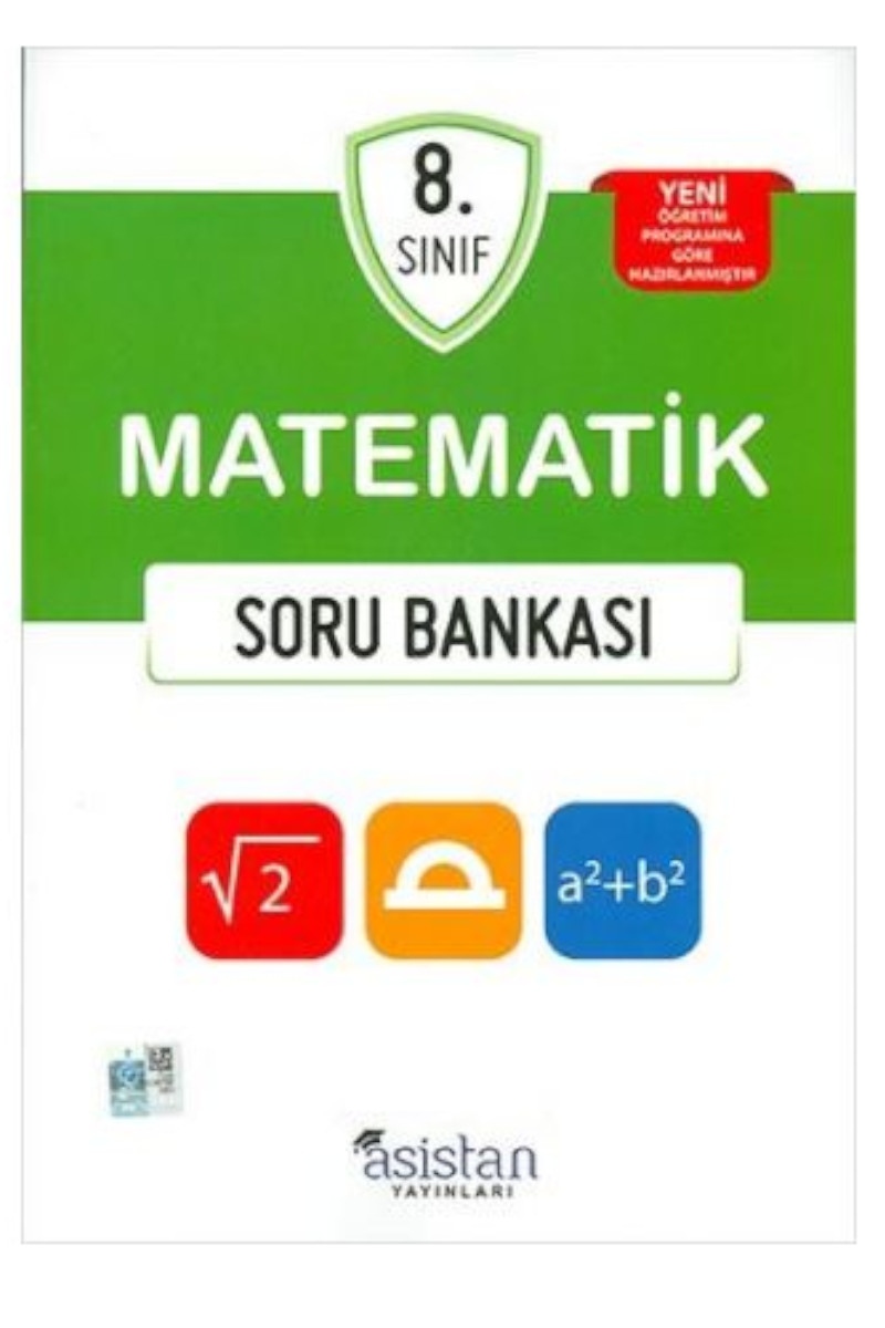 Asistan 8. Sınıf Matematik Soru Bankası