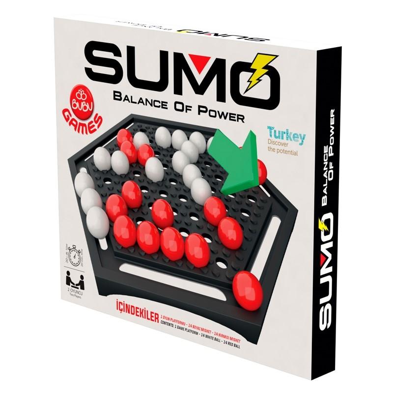 Bubu Games Sumo