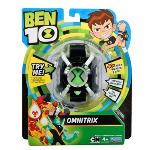 GIOCHO BEN 10 OMNITRIX 76900
