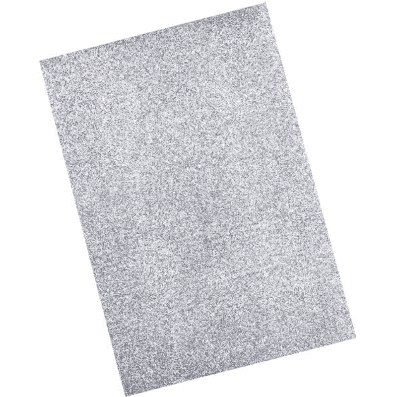Nova Color Gümüş 50x70 Simli Eva