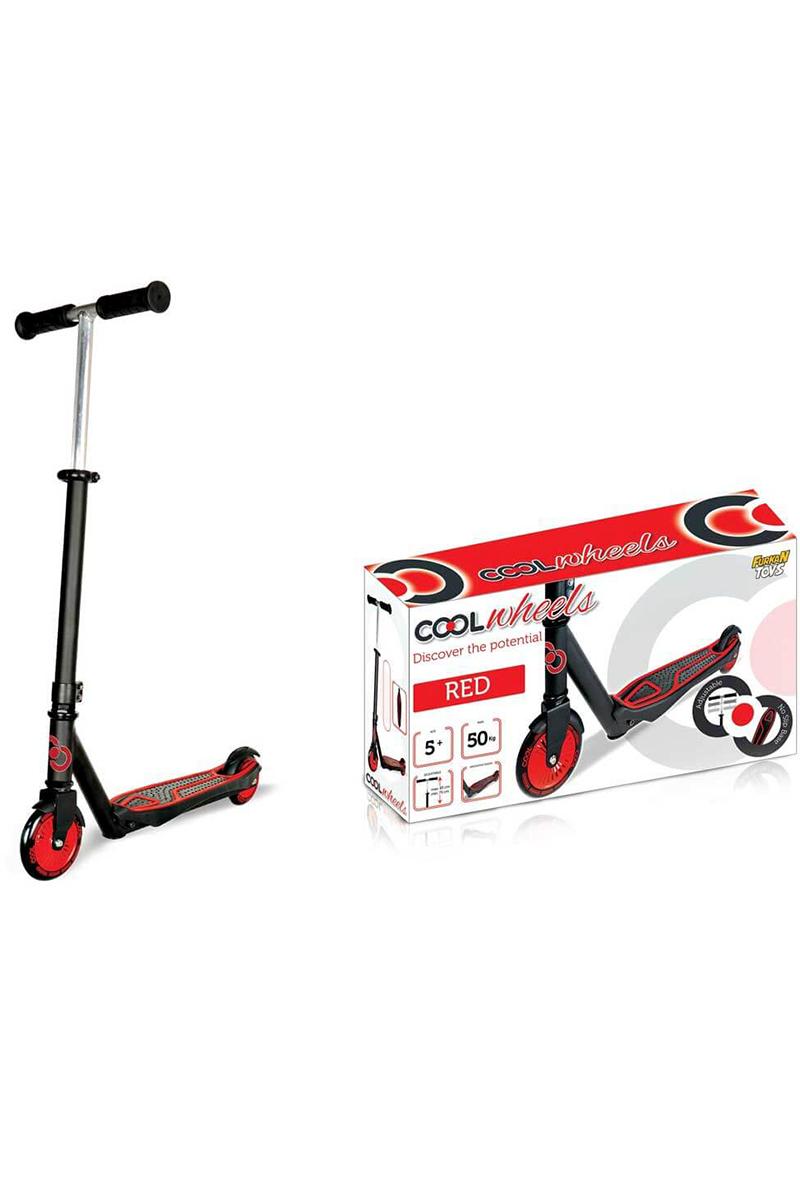 Cool Wheels 2 Tekerlekli Scooter 5+ - Kırmızı