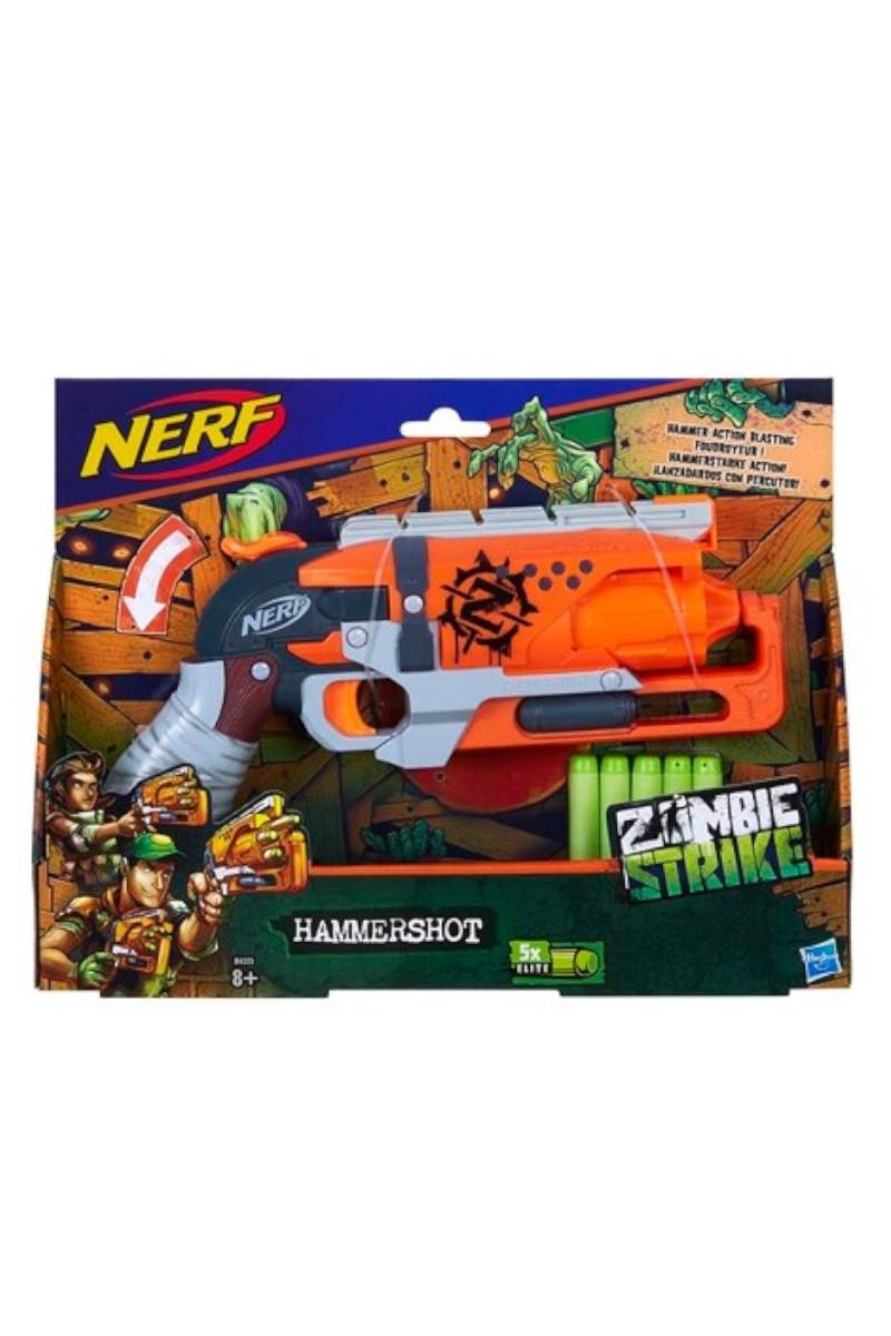 Hasbro Nerf Strıke Zombıe Hummer Shot