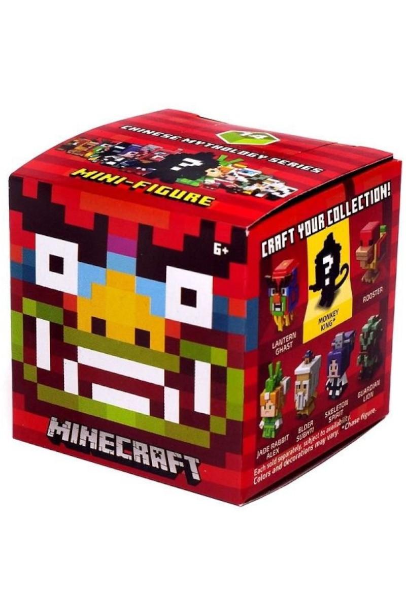 Minecraft Mini Figürler Süpriz Paket