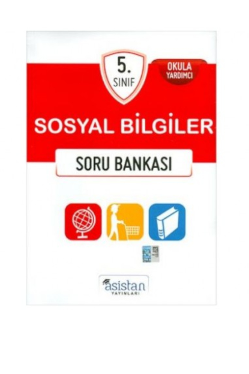 Asistan 5. Sınıf  Sosyal Bilgiler Soru Bankası