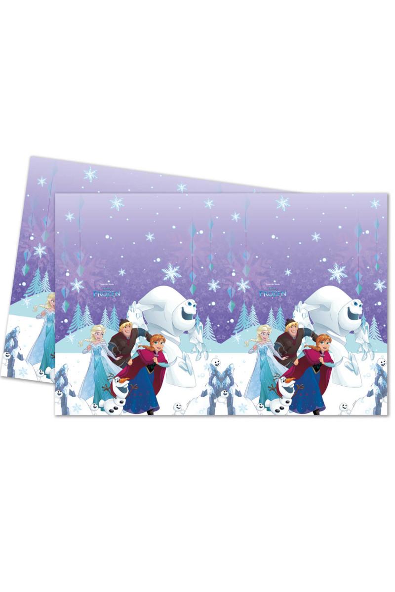 Frozen Snowflakes Masa Örtüsü 180x120 cm