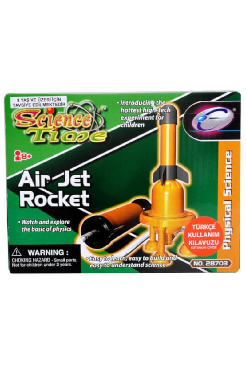 Bilim Seti Jet Roket