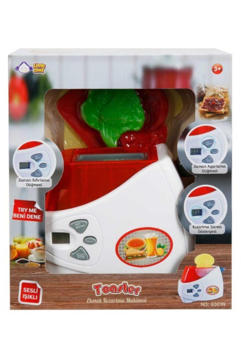 Ekmek Kızartma Makinası Sun-6001n