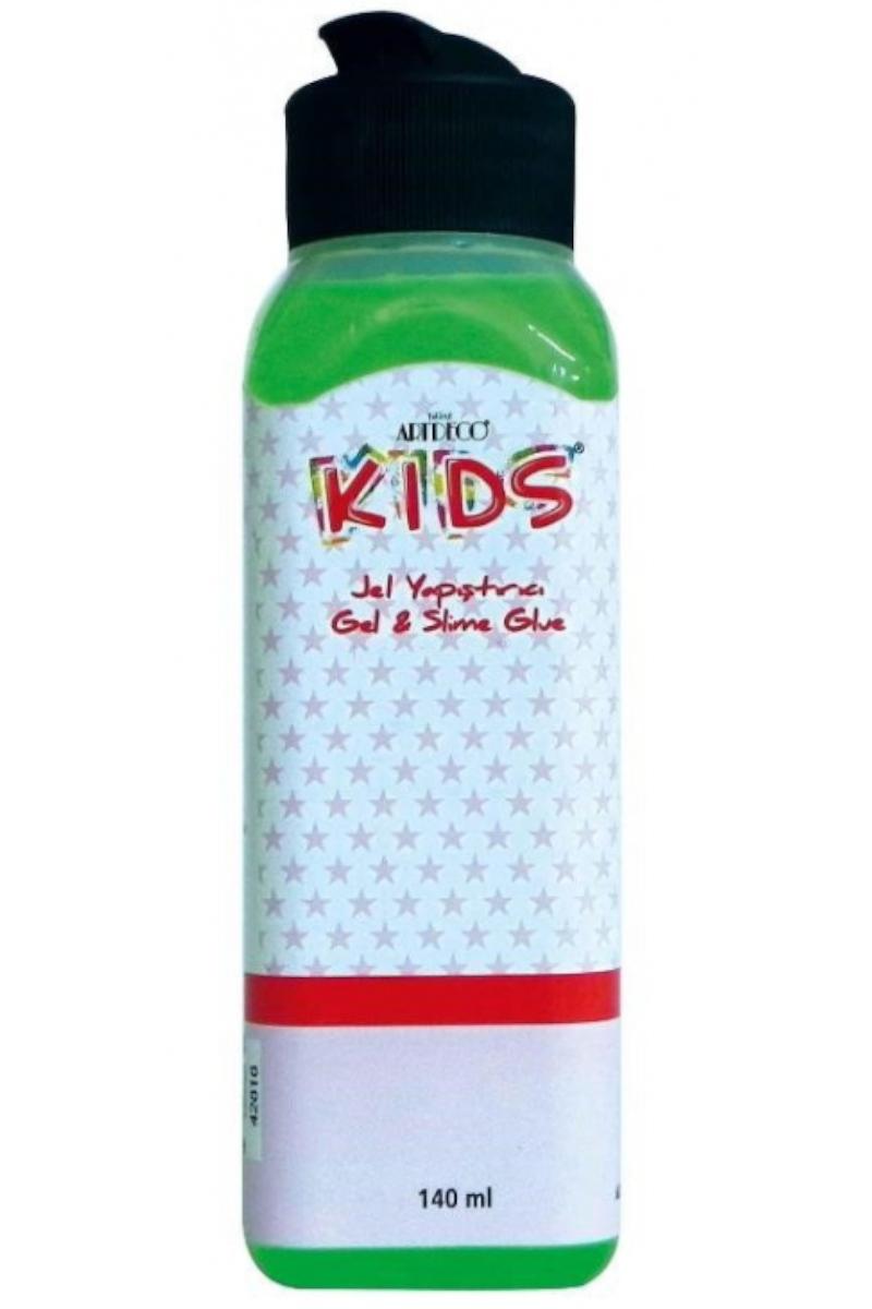 Artdeco Kids Jel Slime Yapıtırıcı 140ml Yeşil