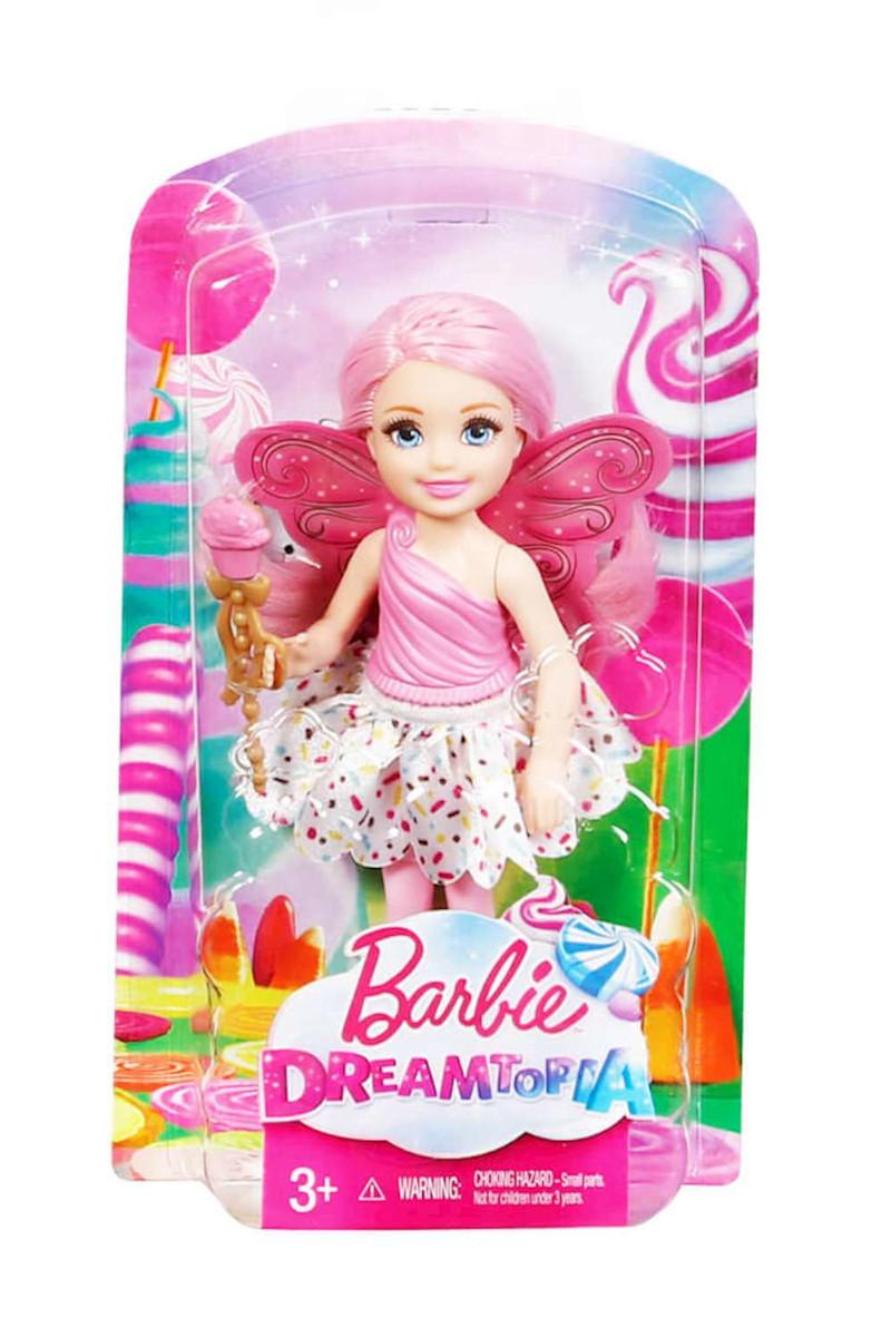 Mattel Barbie Chelsea Peri Bebekleri