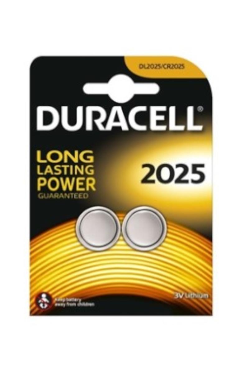 Duracell Para Pil 2'li 3 Volt