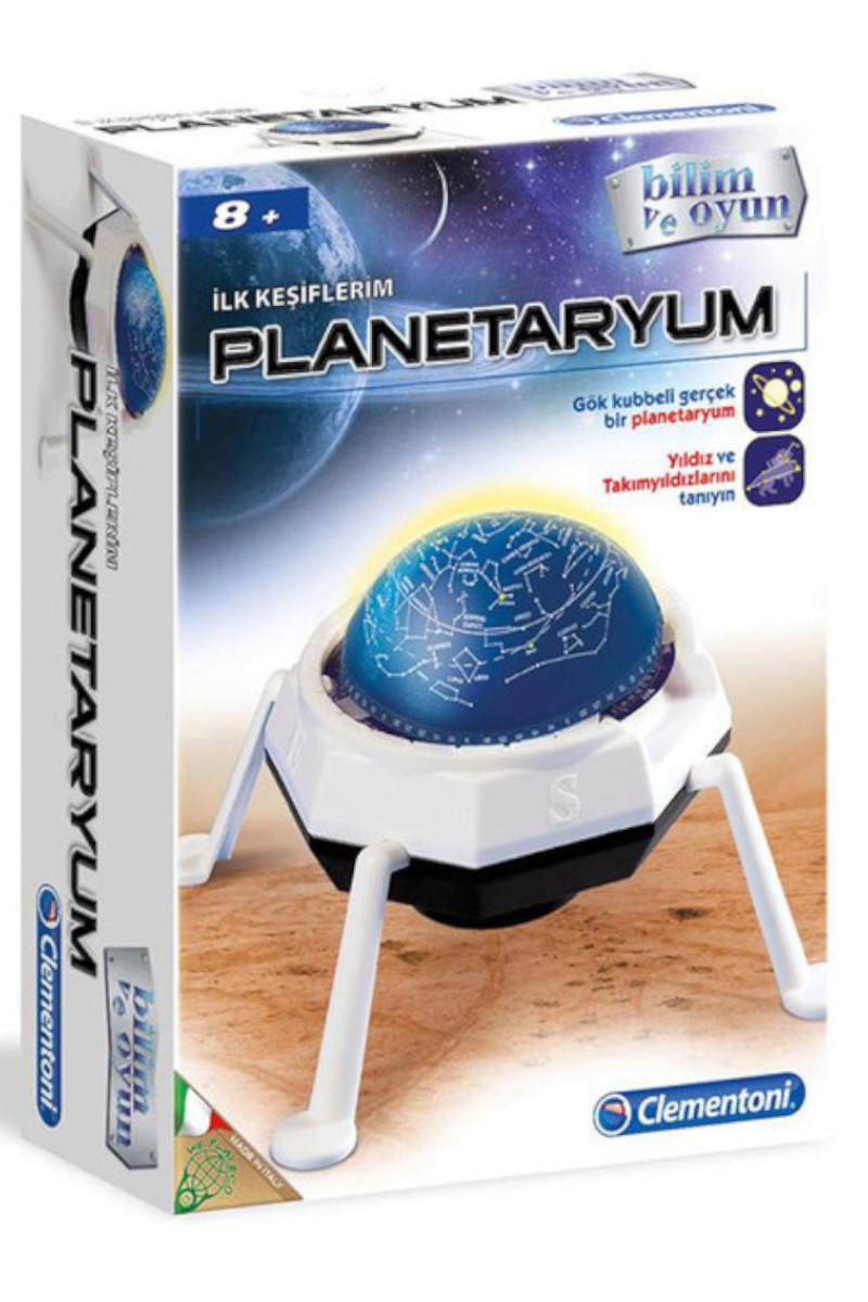Clementoni İlk Keşif Seti Planeteryum