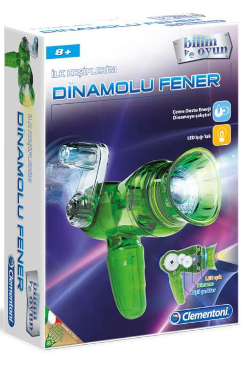 Clementoni İlk Keşif Dinamolu Fener
