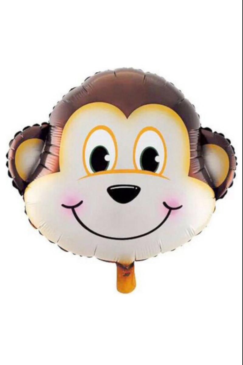 Maymun Helyum Balon 18