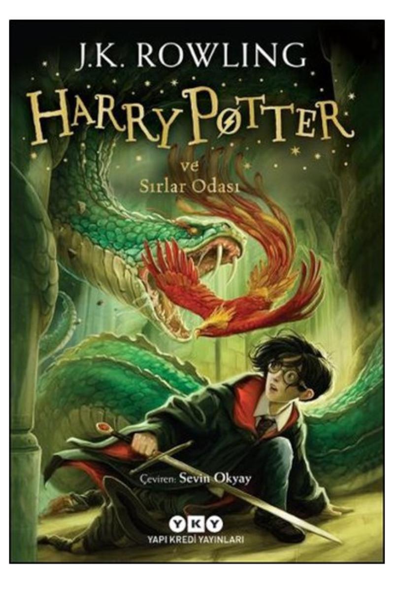 Harry Potter ve Sırlar Odası - 2.kitap (SAHAF)