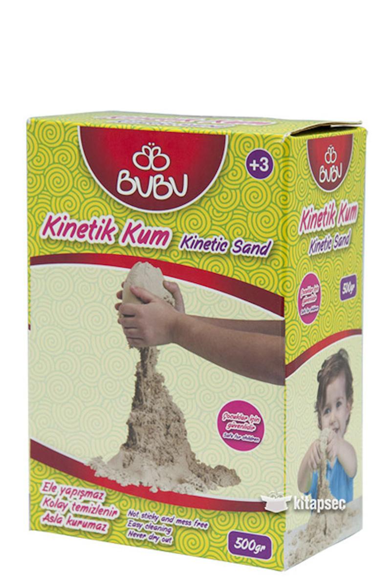 BU-BU Natural Kinetik Kum 500 gr.