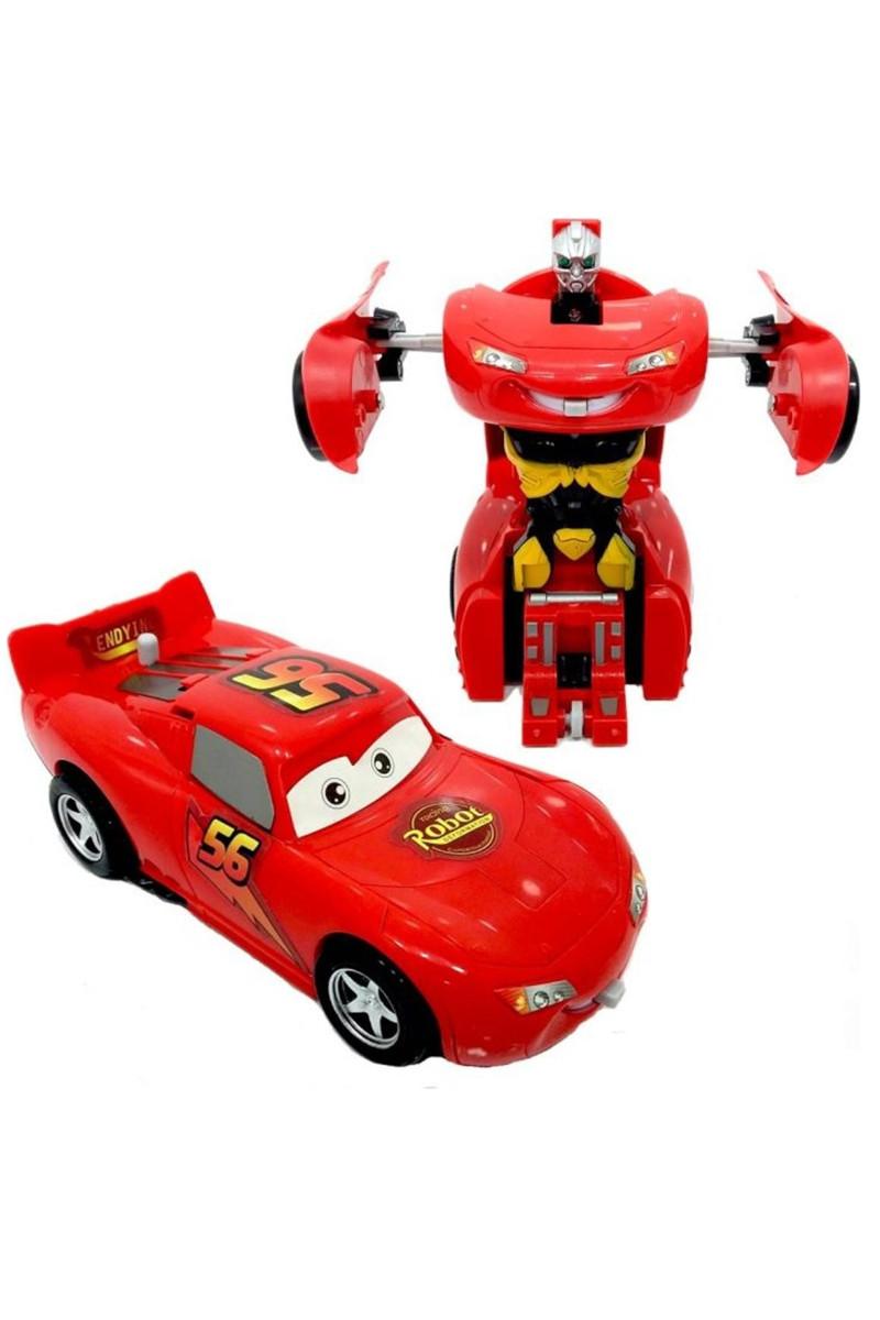 Robot Olan Araba