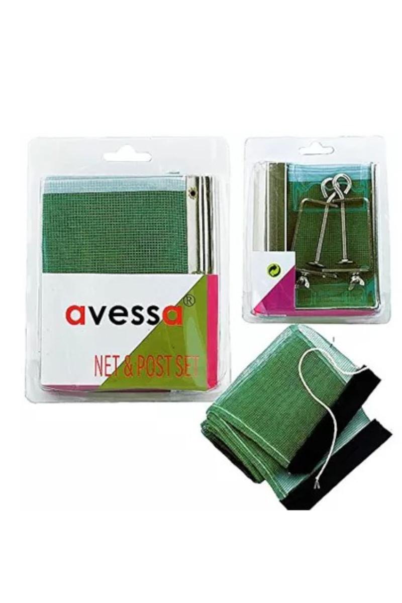 Avessa Masa Tenisi File Demir Set 9811c